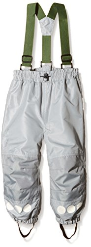Kozi Kidz Kinder Regenhose Norfolk, Highrise Grey, 110 cm, 5055381805725