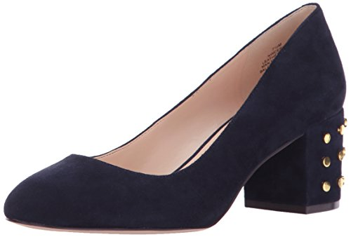 Nine West Damen Cerys Pumps, Blau (French Navy), 38.5 EU
