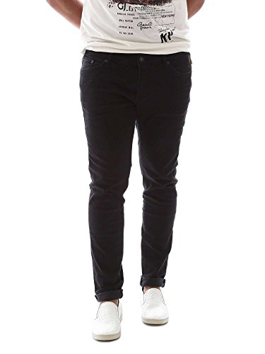 Meltin'Pot - Jeans MISFITS D1626-RH001 für mann, skinny stil, einfarbig muster - größe W33/L32 (Größe hersteller:33)