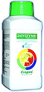 JAIVIZYME - ORGANIC PLANT NUTRITION APPROVED BY IMO CONTROL 250 ML