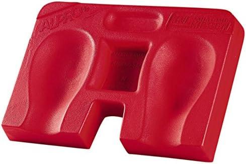 Birkenstock 1001246 Alpro – Rodilleras, color rojo