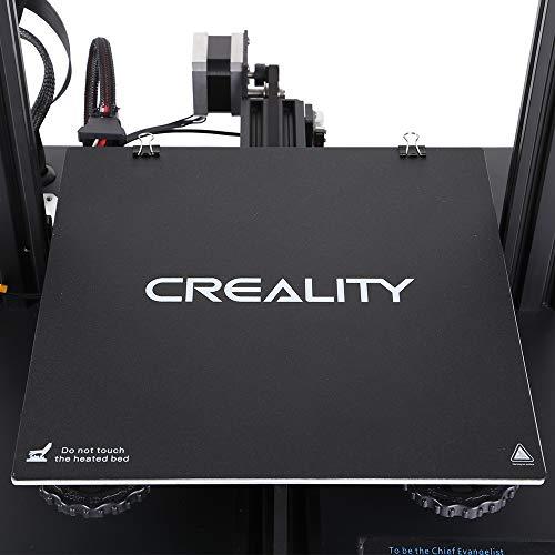Offizielle Creality 3D Drucker CR-20 Vollmetall Integriertes Design mit Weiterdruck nach dem Ausschalten - 9