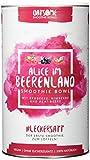 Alice im Beerenland - Smoothie Bowl - Nährstoff Frühstück mit 100% Natürlichen Zutaten & ohne Zusatzstoffe und raffinierten Zucker - Lange satt mit nur 200 kcal - 400g