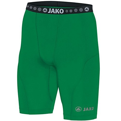 JAKO Short Tight Compression , Größe:XL;Farbe:sportgrün (Short Compression)