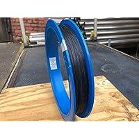 molibdeno alambre 99.95% pura metal Dia 0.05–3mm pulgadas Cortes LCD Cristal 1–50Metros, Mo 99.95