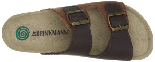 Dr. Brinkmann 602866 Mens Muli Marroni (moka / Castagna)