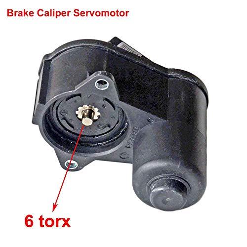 Stellmotor Elektrische Handbremse 6-seitig 6 Torx 3C0998281A 3C0998281 3C0998281B