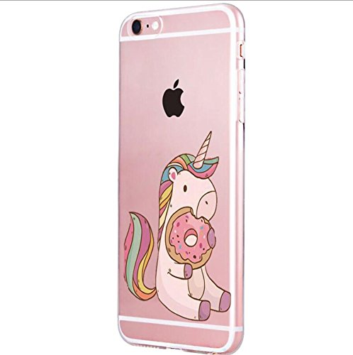 Cover iPhone 7 iPhone 8, Sportfun morbido protettiva TPU Custodia Case in silicone per iPhone 7 iPhone 8 (12) 02