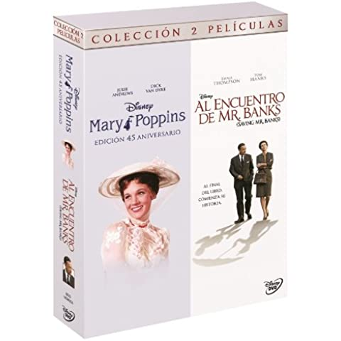 Pack: Al Encuentro De Mr. Banks + Mary Poppins