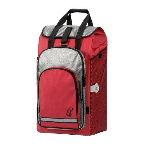 Andersen 60 Liter Tasche Hydro rot mit Kühlfach