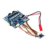Dailyinshop Blau 2 Achsen BGC MOS 3.0 Große Aktuelle Brushless Gimbal Controller Mit Sensor Board Treiber Alexmos Wandler Kit