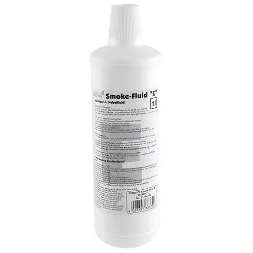 Eurolite 51704324 E-Extrem Smoke Fluid (1 Liter) (Flüssigkeit Für Nebelmaschine)