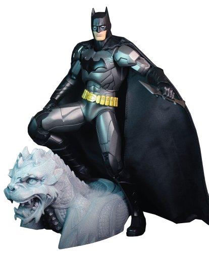 Lee Büste (Unbekannt Play Imaginative sadcbm0313-Super Alloy Batman by Jim Lee Regular Edition Maßstab 1/6)