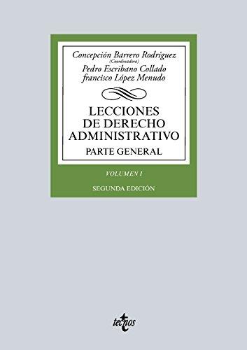 Lecciones de Derecho Administrativo (Derecho - Biblioteca