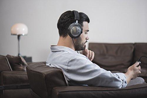 beyerdynamic T 5 p (2. Generation) Over-Ear- Stereo Kopfhörer. Geschlossene Bauweise, steckbares Kabel, High-End - 5