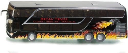 Imagen principal de Siku 3732  - Setra autobús de dos pisos (colores surtidos)