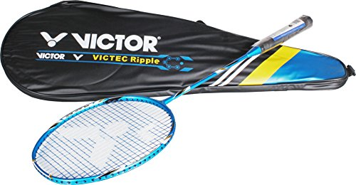 Victor QuadTec Ripple - Raqueta de bádminton