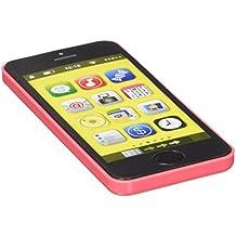 Bieco 19069026 - Smartphone mit Licht und Sounds, ca. 5,5 x 0,8 x 12,4 cm, sortiert