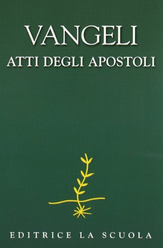 Emmaus. Volume unico. Con Vangeli e Atti degli apostoli. Per la Scuola media