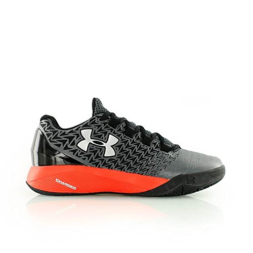 Under Armour UA BGS ClutchFit Drive 3 Low Stealth Gray