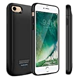 Battery Case for iPhone 8/7, 4000mAh Portable Charger Case,
