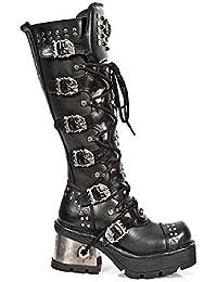 8dc382929335 Suchergebnis auf Amazon.de für: New Rock - Reißverschluss / Stiefel ...