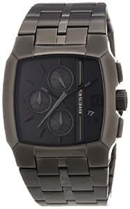 Diesel Herren-Armbanduhr Cliffhanger Chronograph Quarz Edelstahl beschichtet DZ4260
