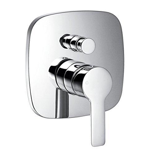 Soho 2.0 Unterputz Dusch Armatur mit Umsteller Fertigmontageset