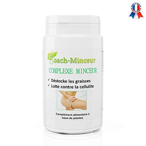 Complex Minceur - Fettbrenner - 90 Kapseln - speichert Fette - Wirkt auf Cellulite -