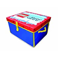 LEGO City Zipbin Storage Box and Playmat - Caja y tapete de juego