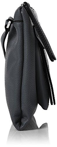 Fiorelli Damen Alexa Umhängetaschen, Einheitsgröße Grey (city Grey)
