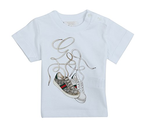 gucci-maglietta-bianco-307396-9060-weiss-6-mesi