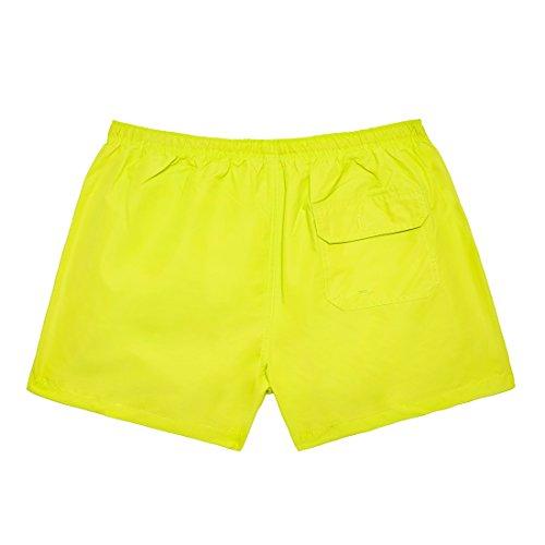 D. Franklin Hvkswim101, Short Homme citronier