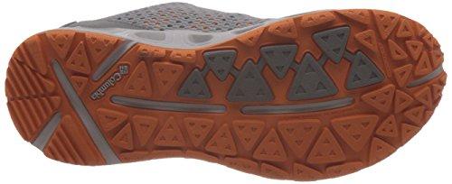 Columbia Herren Drainmaker Iii Aqua Schuhe Grau (Columbia Grey, Orange Blast 039)