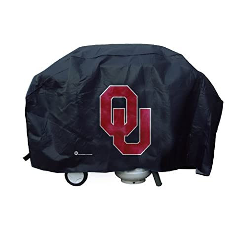NCAA Oklahoma Sooners Deluxe Grill Cover