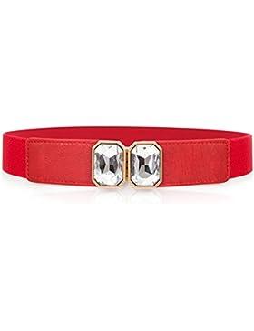 Señora Cinturones Decorativos/Cientos De Cojín Elástico-F 60cm(24inch)