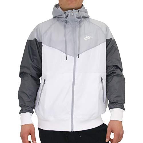 Nike AR2191 100 Sportswear Windrunner Jacke Weiss