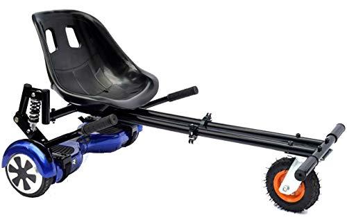 HANKING PLANET  Kart Aplique Smart Balance/Silla para Hoverboard DE 6,5 ; 8 ; Y 10 Pulgadas/Kart Patinete ELECTRICO