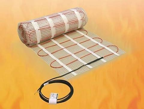 elektrische Fußbodenheizung ECOFLOOR MAT 2,6