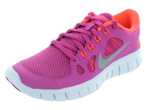 Nike Junior Free 5.0 (GS) Girls Chaussure De Course à Pied pink