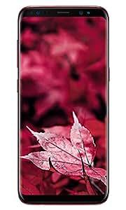 Samsung Galaxy S8 (64GB, Burgundy Red) (4GB RAM)