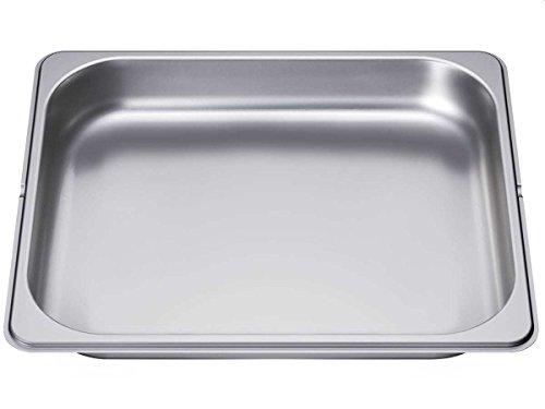 Neff Z13CU20X0 Dampfbehälter Größe M ungelocht Dampfgarer Zubehör Küche Backofen
