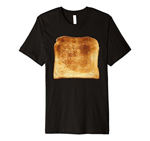Brot & Toast T-Shirt Halloween-Kostüm Ideen (Für Für Food-ideen Halloween Kinder)