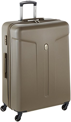Delsey-Leneos-Hard-76Cm-Beige-Check-In-Trolley-Luggage-00357782117T9