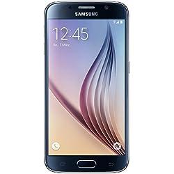 Samsung Galaxy S6 Smartphone débloqué 4G (5.1 pouces - 32 Go - Android 5.0 Lollipop) Noir (import Allemagne)