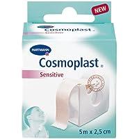 Cosmoplast 540102 - Sensitive Heftpflaster im Abroller 5mx2,5cm preisvergleich bei billige-tabletten.eu