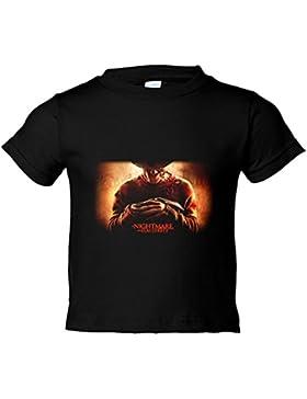Camiseta niño Pesadilla en Elm Street Freddy Krueger