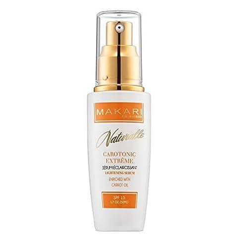Makari Naturalle Carotonic Extreme Skin Lightening Serum 1.7oz – Toning