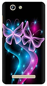 Kizil ™ Designer Printed Light Weight Back Case Cover for Gionee F103 Pro / Gionee F103 Pro Designer Back Cover / Back Cover Gionee F103 Pro
