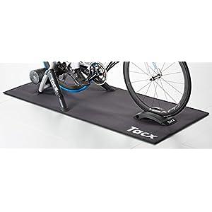 Tacx Trainer Accessories - Colchón plegable para entrenamiento, color negro